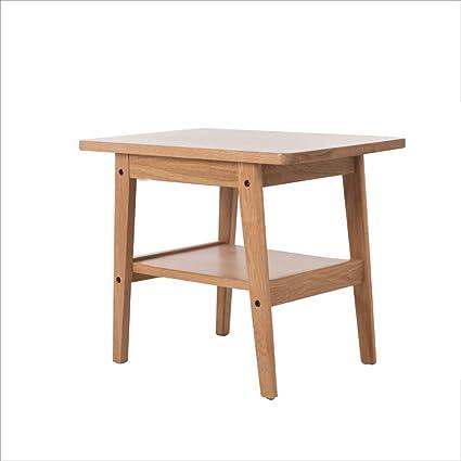 Amazon.com: NUBAO Modern Minimalist Small Coffee Table Simple Square ...