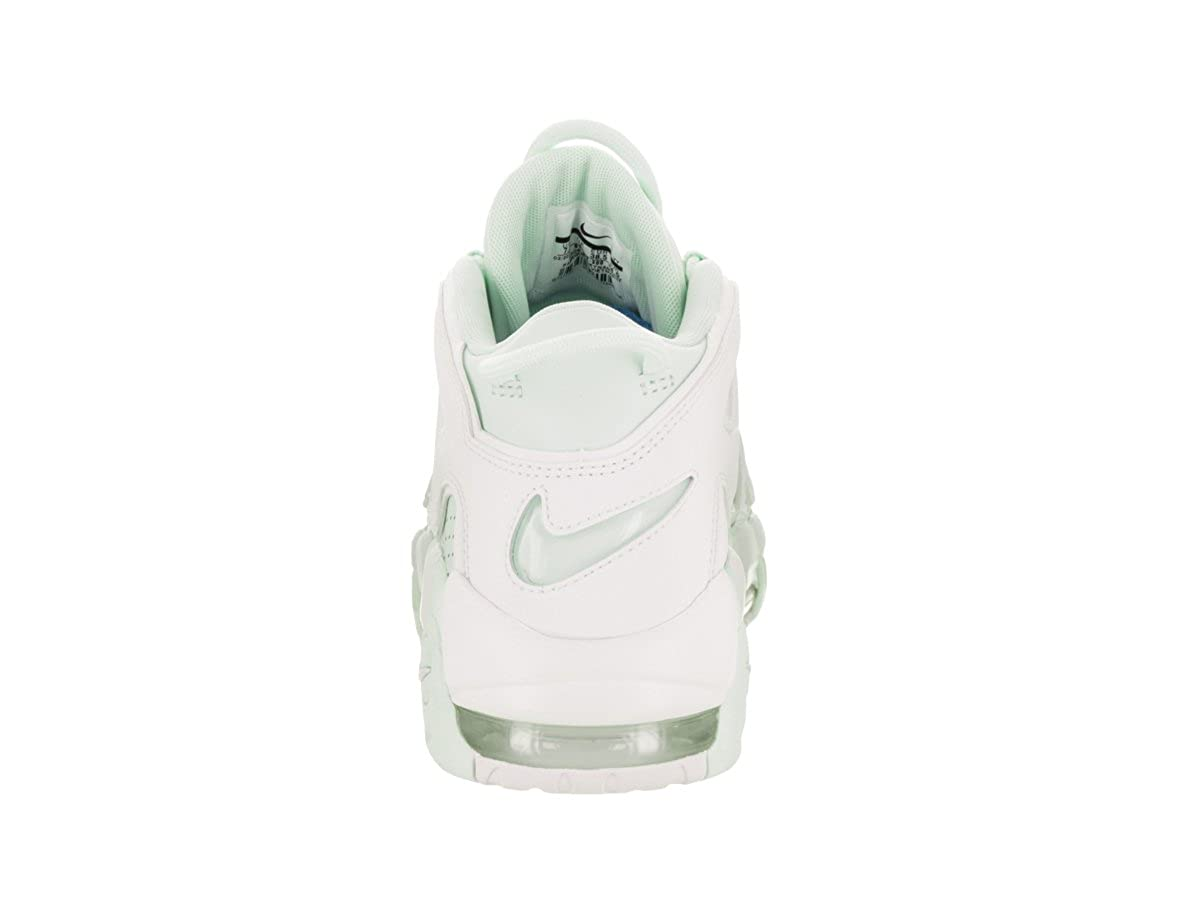 sale retailer c0c88 b2a17 Nike AIR WMNS AIR More Uptempo Shoes in Green Leather 917593-001   Amazon.co.uk  Shoes   Bags