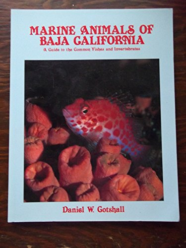 Marine Animals of Baja California: A Guide to the Common Fishes and Invertebrates