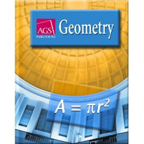 GEOMETRY STUDENT WORKBOOK