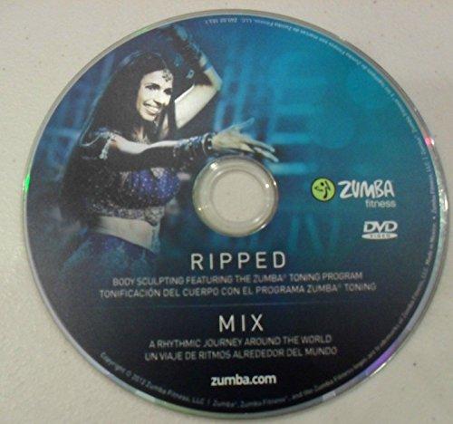 zumba mix dvd - 5