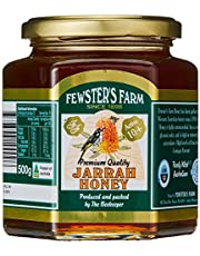 Fewster's Farm Organic Jarrah Honey TA 10+, 500g