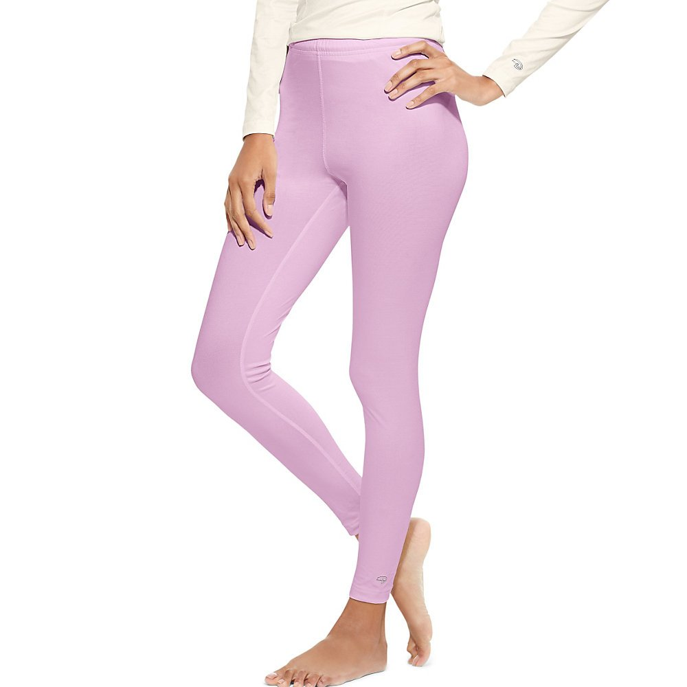 Duofold by Champion Womens Varitherm Base-Layer Thermal Pants/_Ice Cake
