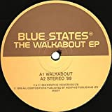 Blue States - The Walkabout EP - Memphis Industries - MI007T