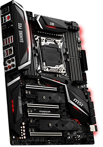 Build My PC, PC Builder, MSI X299 Gaming PRO Carbon
