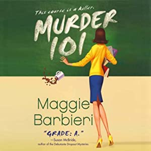 Murder 101 Audiobook