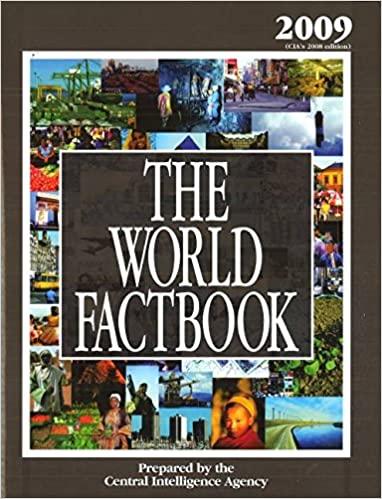 The World Factbook: 2009 Edition (CIA's 2008 Edition