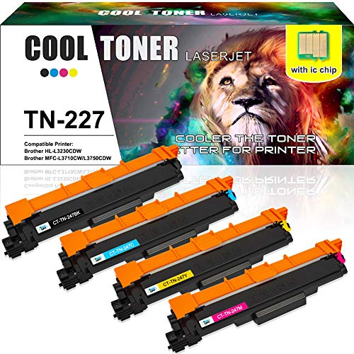 Cool Toner Compatible Toner Cartridge Replacement for