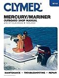 Mercury/Mariner Outboard Shop Manual 4-90 Hp Four-Stroke, 1995-2000, Clymer Publications Staff, 0892877545
