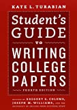 Student's Guide to Writing College Papers 4ed