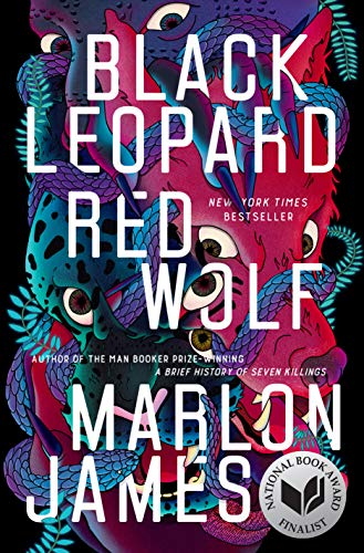 Black Leopard, Red Wolf (The Dark Star Trilogy Book 1) (Best Pen Company In The World)