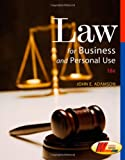 img - for Law for Business and Personal Use book / textbook / text book