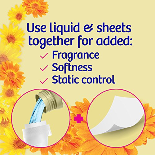Suavitel Fabric Softener, Morning Sun, 33.8 Fluid Ounce by Suavitel (Image #3)