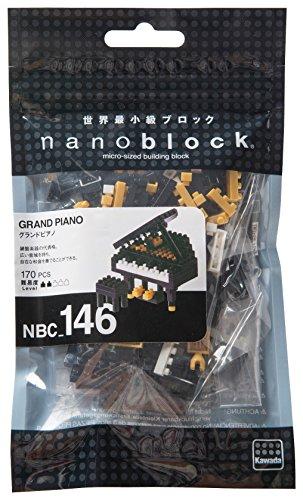 Nanoblock Grand Piano - Black