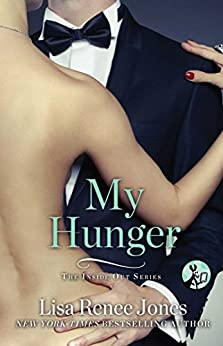 My Hunger (Inside Out Series) by [Jones, Lisa Renee]