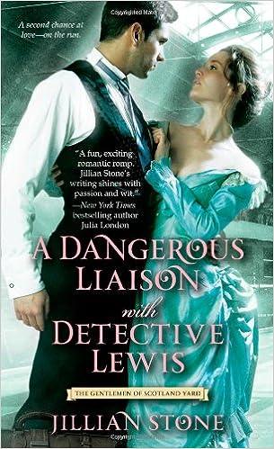 Amazon Fr A Dangerous Liaison With Detective Lewis