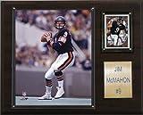 NFL Jim McMahon Chicago Bears Player Plaque