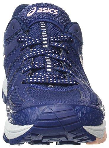 Grey 5 Asics Blue Indigo Bleu FujiAttack Sand Trail Evening Chaussures Femme de Glacier Gel rOwOxfqzE
