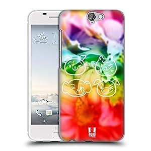 Head Case Designs Wink My Emoji Hard Back Case for HTC One A9