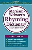 Merriam-Webster's Rhyming Dictionary, Merriam-Webster, 0877796416