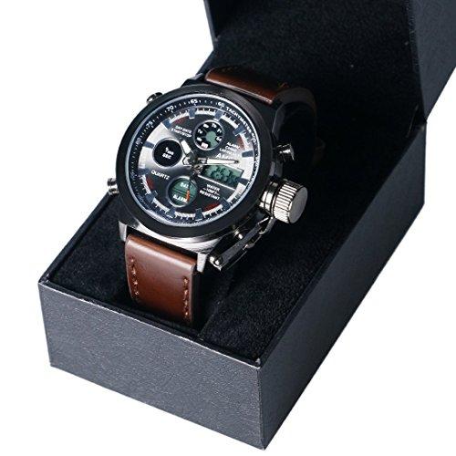 YISUYA-Mens-AMST-Dive-LED-Watches-Sport-Military-Quartz-Watch