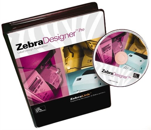 Barcode Design Software (ZebraDesigner Pro Barcode and RFID Software (v2))