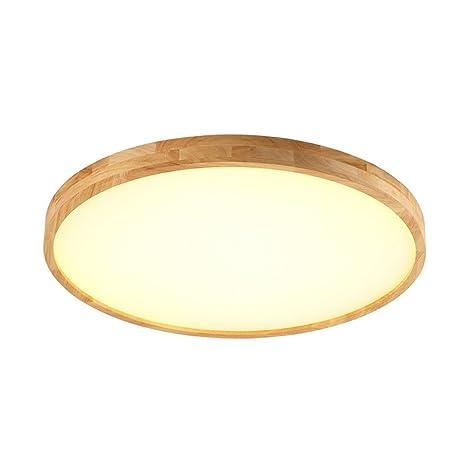 Deckenleuchte Rund Glas Deckenlampe Beige Küchenlampe Flur Lampe D:40cm Leuchte