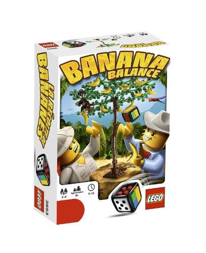 LEGO LGS Banana Balance 3853 - Banana With Glasses