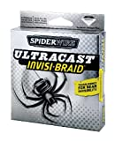 Spiderwire Ultracast Fishing Line, 8-Pound Test, 125-Yard Spool, Clear