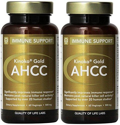 Kinoko Gold AHCC Capsules Vegicaps
