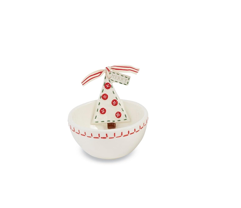 Christmas Tree Dip Bowls