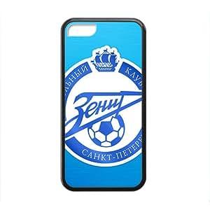 KJHI barcelona spain soccer Hot sale Phone Case for iPhone 5c Black