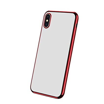 wholesale dealer de1f2 5fe8f for iPhone XR 6.1inch Luxury Ultra Slim Silicone Clear Case Cover