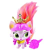 Disney Princess Palace Pets Furry Tail Friends Belle's Kitty Rouge Doll