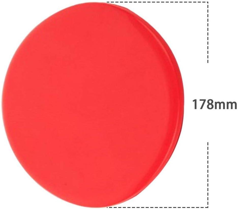 Vige 2 St/ück//Set Core Slider Doppelseitige Gleitscheiben Verwendung auf Teppich N11 oder Holzb/öden f/ür das Kerntraining Heimtraining