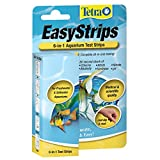 Tetra 19542 EasyStrips 6-in-1 Test Strips, 25-Count