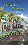 Down in Flames (A Webb's Glass Shop Mystery)