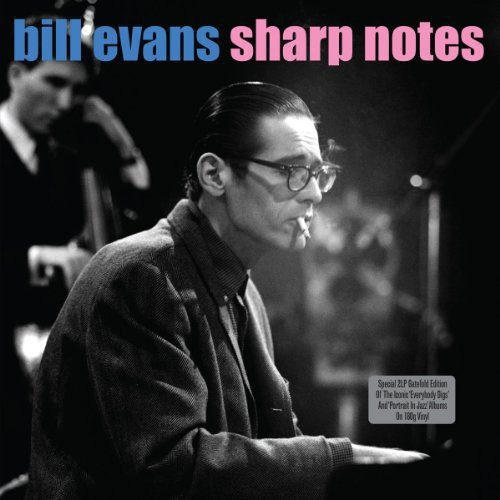 Sharp Notes (2LP Gatefold 180g Vinyl) - Bill Evans