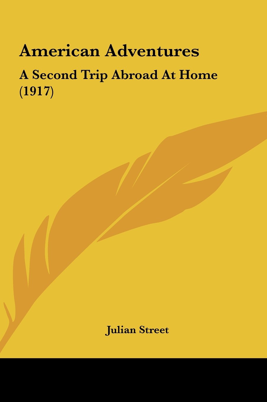 Download American Adventures: A Second Trip Abroad at Home (1917) PDF