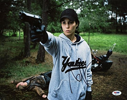 Noomi Rapace The Girl Who Played With Fire Autographed 11x14 Photo - PSA/DNA Authentic