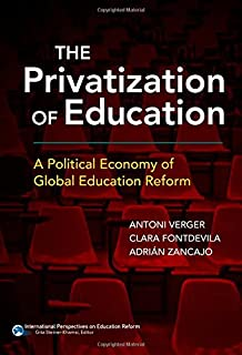 Global education inc new policy networks and the neoliberal the privatization of education a political economy of global education reform international perspectives on fandeluxe Gallery