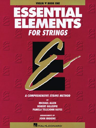 Essential Elements for Strings: Violin Book One ()