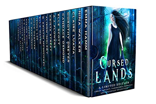 Cursed Lands by Emma Hamm & Others ebook deal