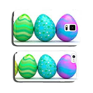 Colorful Easter eggs cell phone cover case iPhone6