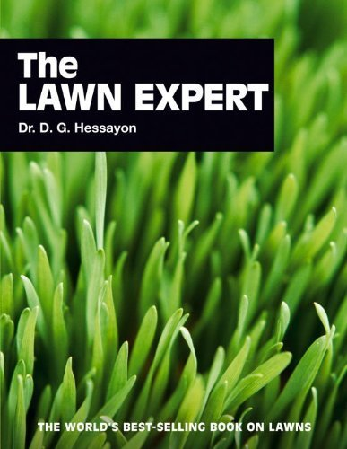 The New Lawn Expert by D.G. Hessayon (1997-06-30)