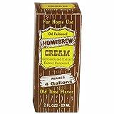 homemade extracts - Cream Soda