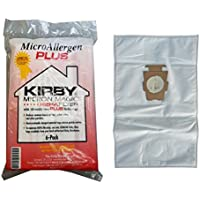 Kirby Micron Magic Micro Allergen Plus HEPA Vacuum Filter Bags Package of 6 #204814A