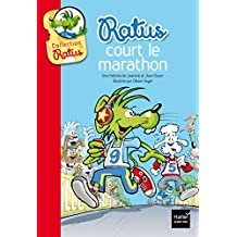Ratus court le marathon (Niveau 4) (French Edition)