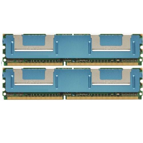 - 4GB 2x2GB Memory Dell PowerEdge 2900 PC2-5300 ECC FB (ALL MAJOR BRANDS)