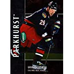 (CI) Grant Marshall Hockey Card 2002-03 Parkhurst (base) 199 Grant Marshall